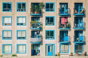 Fenêtre pour appartement avec isolation